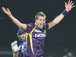Photo : IPL 2013: Appealing with an emotional touch!