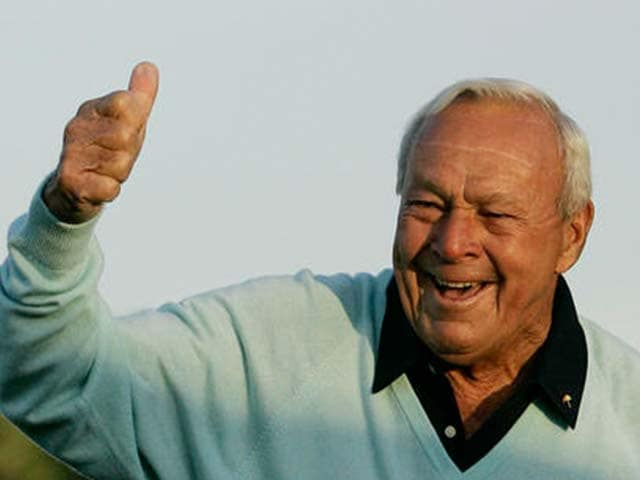 Arnold Palmer King Of The Pga Tour Dies At 87 Golf