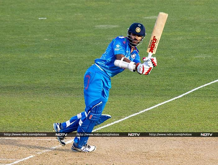 Shikhar Dhawan, ranked 11th, is reputed to be an aggressive player and the flat tracks of Bangladesh will suit his method of strokeplay and make him a handful for any opposition.