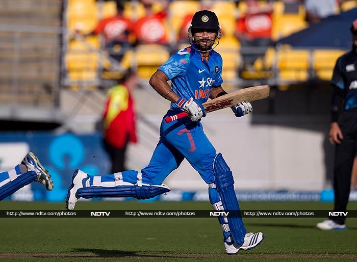 Virat Kohli is ranked second in the ICC ODI rankings and he will be looking to continue his good form from the previous year. Easily India's best and most consistent player over the last two seasons, India will hope for a big score from him.