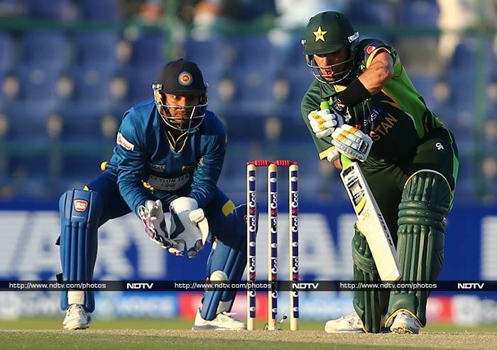 The ninth ranked Misbah-ul-Haq is the man for Pakistan to anchor the innings in the middle overs. Though mainly a compact player, he can play the big shots should the situation demand.