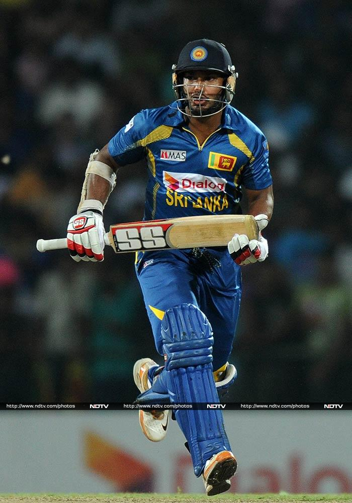 Ranked five, Kumar Sangakkara has been in sublime form off late and knowing his appetite for big scores, Sri Lanka can expect him to fire when the tournament gets underway.