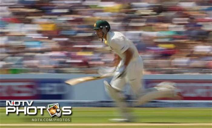 Agar played with sublime skill as he quickly showcased his batting skills.