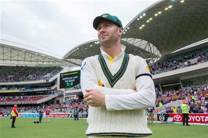 After such a dominating performance, Australian captain Michael Clarke said that his team will now look to seal the series in the next Test and also aim to reach top spot in the ICC Test rankings.