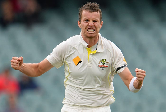 Peter Siddle, alongwith Ryan Harris wrapped up the England innings in no time to take their side to a resounding victory.