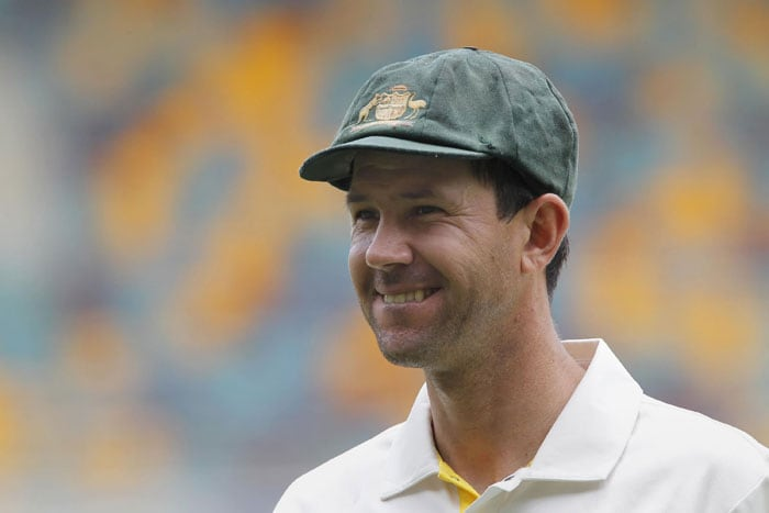 <b>Or will it be Australia doing a 2006-07?</b> Under Ponting's captaincy Australia had regained the 'Urn' on their home soil emphatically in 2006-07. (AFP Photo)