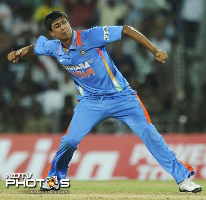 Rahul Sharma has been selected as the second Indian spinner in a series where he might get more chances.
