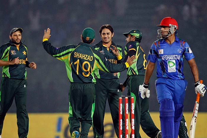 In the end Afghanistan fell short by 72 runs, giving Pakistan a bonus point and a chance to go top of the points table.