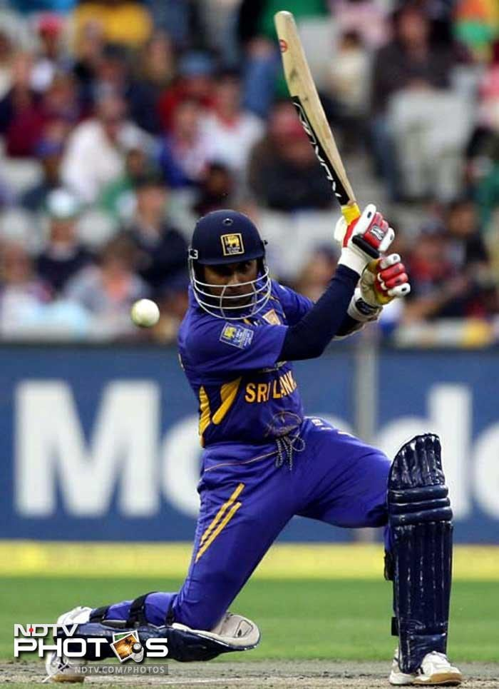 Mahela Jayawardena is the man for big games. Sitting at the heart of the Lankan batting, he can destroy even the best bowling attacks on his day.