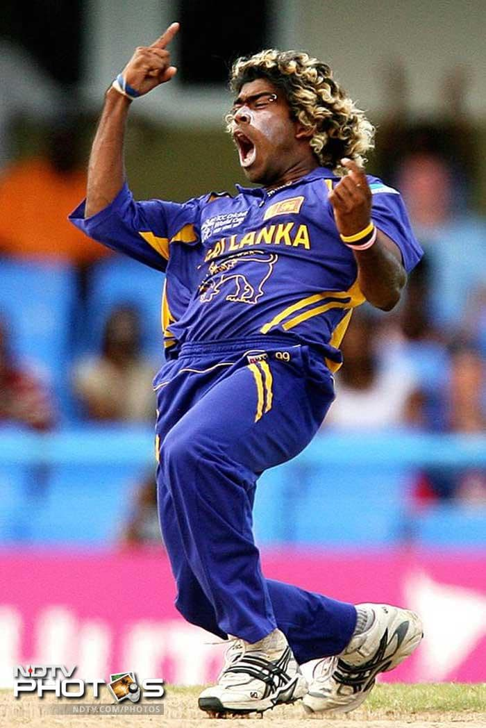 Arguably the best exponent of the yorker, Lasith Malinga is the core of Sri Lanka's bowling attack. His pace coupled with his unusual action make him one of the deadliest bowlers.