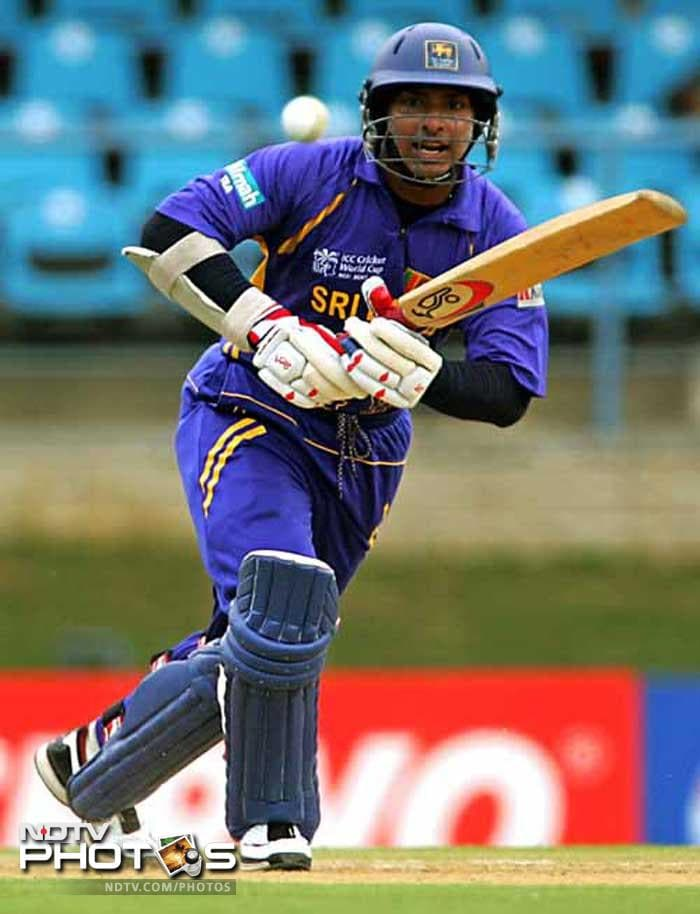 Kumar Sangakkara is Sri Lanka's vital cog in the batting order. Known to play blazing knocks as well as sedate innings Sangakkara is the perfect example of a technician at work.
