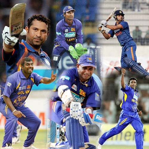 The Asia Cup is the biggest continental tournament in cricket and features some of the powerhouses of the world. India and Sri Lanka have over the years hogged the limelight in this tournament with both teams winning the tournaments 4 times while Pakistan have managed just one triumph.<br><br>The dominance of these two teams has meant that the players from India and Sri Lanka have been the best performers so far. While the sun has dawned on many a glittering career, which shone brightly in the Asia Cup, CricketNDTV takes a look at some of these achievers who will be back to showcase their skills in the 2010 tournament as well.