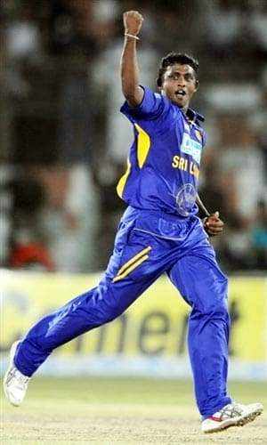 The 'Mystery spinner' created havoc in the 2008 tournament as he burst on to the international cricketing scene, picking up wickets by the dozen against the hapless Indians and Pakistanis.<br><br>Ajantha Mendis might have lost that mystery element now as batsmen have started negotiating him better, but he still remains a potent weapon for the 'islanders' who will be playing at home this time.<br><br>Mendis singlehandedly won the Asia Cup final in 2008 as he ripped the heart out of the Indian batting order by picking up 6 wickets for 13 runs. Mendis holds the record for taking the maximum number of wickets in a single Asia Cup series by picking up 17 wickets in 2008.