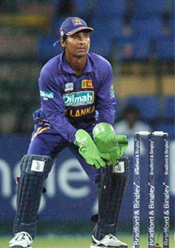The Sri Lankan skipper is one of the most talented wicket-keeper batsmen that the game has seen and his abilities both with the bat and behind the stumps have helped his team win several matches.<br><br>Although known more for his batting abilities, Sangakkara tops the tree with the maximum dismissals amongst the wicket-keepers.<br><br>Sangakkara has affected 20 dismissals in 12 matches with 14 of those being catches and six stumpings. He is far ahead of any of his contemporaries and will look to add to his tally this time too.