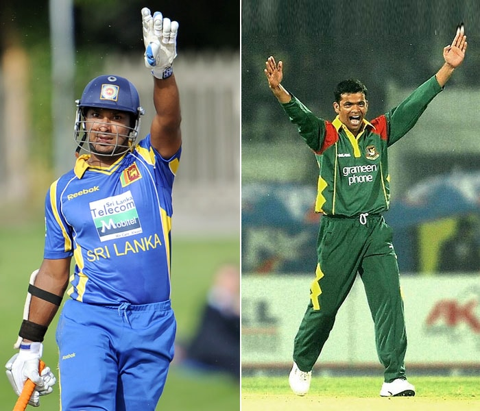 Kumar Sangakkara has a reputation to provide Sri Lanka the ideal launch pad for big totals. But to counter him, Bangladesh have the left arm spin of Abdur Razzak whose slow spinning deliveries could make life difficult in home conditions.