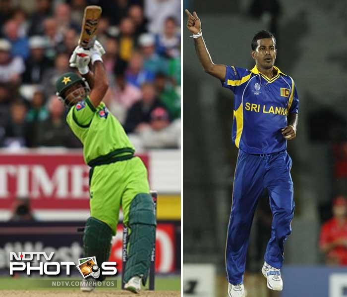 Nuwan Kulasekara has been a good find for Sri Lanka since the absence of Chaminda Vaas. His ability to surprise batsmen by his change of pace make him a tough customer to deal with. Asad Shafiq is Pakistan's 'new kid on the block' who is expected to have a good run.