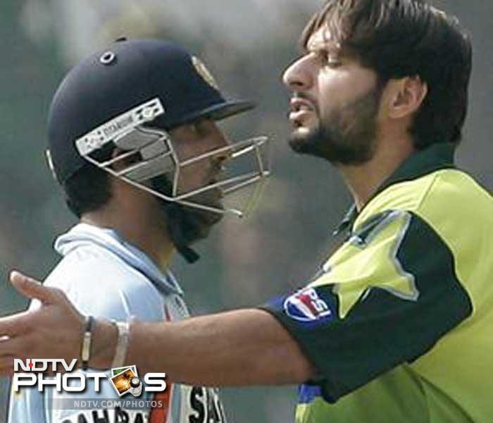 Shahid Afridi and Gautam Gambhir have had encounters in the past with neither of them willing to pull out of any confrontation. At some point, their paths are likely to cross and the result might be the turning point of the highly-anticipated India-Pakistan matches.