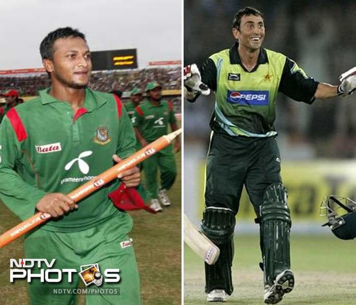 One of the few veterans left in the Pakistan team,Younis Khan has been instrumental in helping his team achieve big scores. Shakib Al Hasan has always been an effective weapon on turning tracks and should their paths cross be ready for a showdown. Neither of the two are expected to give an inch to the opposing side and it might be an important passage of play when the two are concerned.