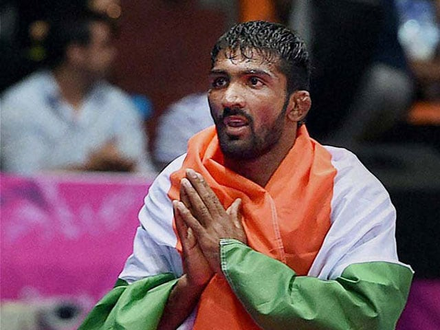 Asian Games: Yogeshwar Dutt Bags Historic Gold, Sania Mirza Wins Bronze