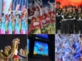 Photo : Asian Games: Closing Ceremony