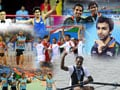 Photo : Asian Games: India's gold winners