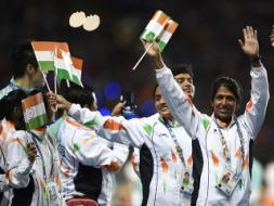 Photo : Asian Games 2014 End With Enthralling Cultural Extravaganza, India Finish 8th