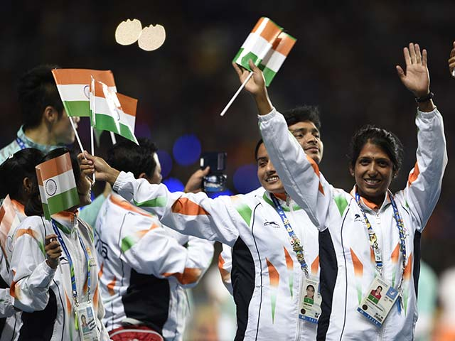 Asian Games 2014 End With Enthralling Cultural Extravaganza, India Finish 8th