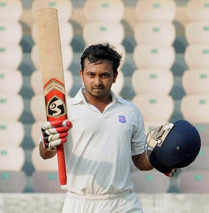 Maharashtra run-machine Kedar Jadhav, who topped this year's Ranji Trophy for the season finalists, was bought by Kedar Jadhav for 2 crore by the Delhi Daredevils, his previous franchise. Originally, Sunrisers won the bid but Delhi used the right-to-match option to retain the right-hander.