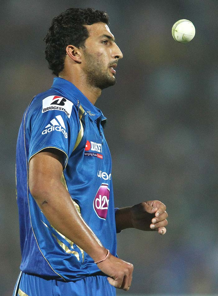 Hailing from Himachal Pradesh right-arm medium pacer Rishi Dhawan was in good form in domestic cricket leading up to IPL auction, where he was bought by Kings XI Punjab for 3 crore. Dhawan hurries the ball through and can chip in with crucial runs late in the order.