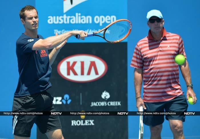 """While Murray - ranked fourth in the ATP circuit - will look to add to his titles, he has already played down Lendl's rovaly with Becker. <br><br>""""I personally don't think there will be renewal of a rivalry,"""" he had said. """"""""It is the preparation where the coaches can make a really good difference. We will have to see how it goes from here."""""""