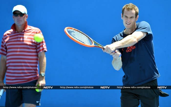Ivan Lendl is going to help Britain's Andy Murray this year. <br><br>While Murray will be looking to deliver solid performances, Lendl would be keen on landing metaphoric blows on arch-rival Boris Becker.