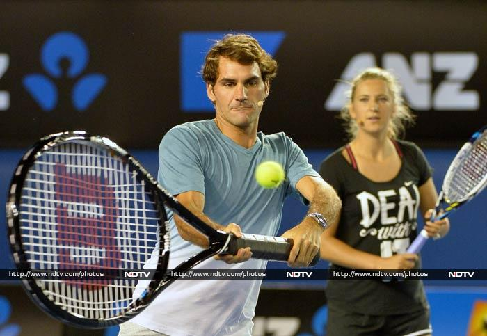 The will to win, to succeed is a big force driving players. How big? <br><br>Let Roger Federer show you...