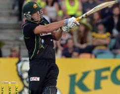 1st T20: Cameron White, Nathan Coulter-Nile shine for AUS, ENG continue to lose