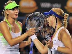Australian Open: Highlights of Day 8