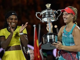 Australian Open: Angelique Kerber Beats Serena Williams, Wins Maiden Grand Slam Title