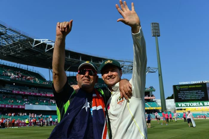A special word on Darren Lehmann though, who has transformed a talented side into a match-winning one.