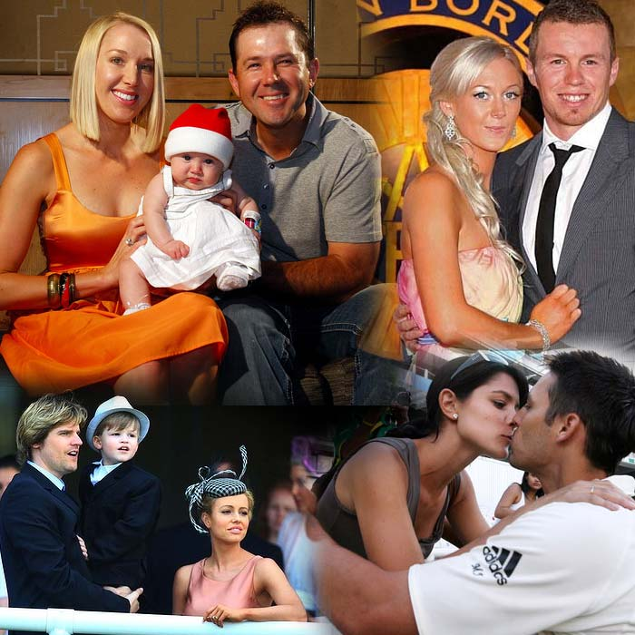 Presenting an in-depth look at the WAGS of the Australian cricket team. Who dated who and married who while who was dumped by whom that made off-field lives of cricketers from Down Under, all that more interesting. Note: Everything from here is either allegedly, rumoured to be or reportedly. We take no responsibility for break-ups, not directly anyway.