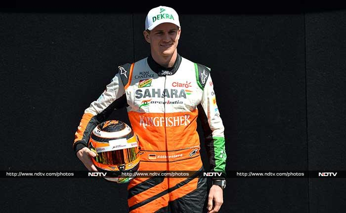 Force India's Nico Hulkenberg finished seventh, while his teammate Sergio Perez came 11th.