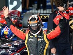 Australian GP: Superb Kimi Raikkonen wins the first race of the season