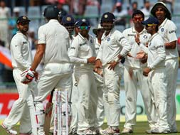 Kotla Test, Day 1: India vs Australia