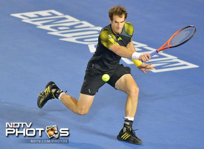 The third set saw Murray take a much more aggressive approach as he took the fight to Fedex.