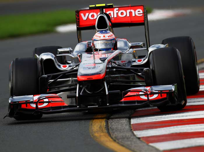 Hamilton's 2nd place finish put to rest the pre-season doubts that people had about McLaren's new car, MP4-26.