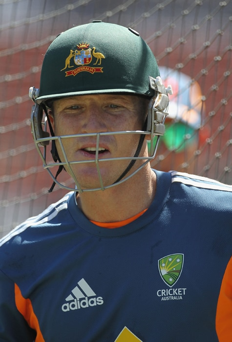 <b>BRAD HADDIN</b> <br><br> <B>Age: </B>33<BR> <b>Role:</b> Right-hand batsman, wicketkeeper. <br> <b>Stats:</b> ODIs 76, Runs 2,079, Highest 110, Average 31.98, Strike-Rate 83.23, Centuries 2, Fifties 11, Catches 103, Stumpings 7. <br><br> Clean-hitting batsman who opens the innings with Shane Watson and has scored 2 ODI 100s with his lofted straight drive being one of his favoured shots. Usually tidy behind the stumps. Aggressive type who has led the team in a couple of T20 matches.(Photo: Getty Images)