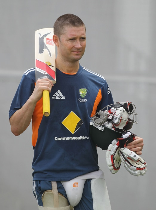 <b>MICHAEL CLARKE</b><br><br> <b>Age: </b>29.<br><b>Role: </b>Right-hand batsman, left-arm orthodox spin<br><b>Stats: </b>ODIs 188. Runs 5,928, Highest 130, Average 43.59, Strike-Rate 77.96, Centuries 5, Fifties 45, Catches 73. Wickets 52, Best Bowling 5-35, Average 36.46, Economy-Rate 84.38.<br><br> Skippered Australia to a ODI series win over England earlier this month in Ponting's injury absence. Elegant batsman with great footwork to spin and appears to be emerging from form slump lingering over from the Ashes Test series. Sharp outfielder.(Photo: Getty Images)