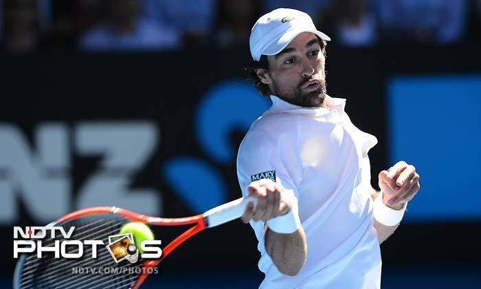 "While Murray said this was one of his strongest performances, Chardy agreed. ""I played a good match, but he was too good for me,"" said the Frenchman after the match."