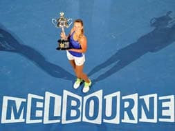 Azarenka crowned Australian Open champion