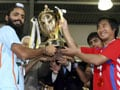 Photo : India retain Azlan Sah Cup