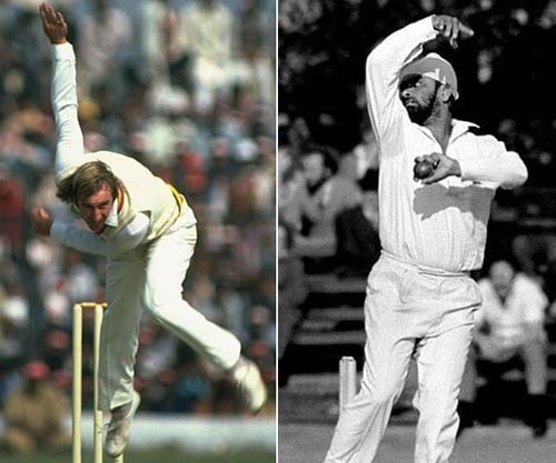 England's former pacer John Lever was accused by Indian skipper Bishen Singh Bedi in 1976 of using Vaseline to illegally polish the ball which enhanced swing and seam in an old ball in the third Test at Madras. The claim however was later rejected.