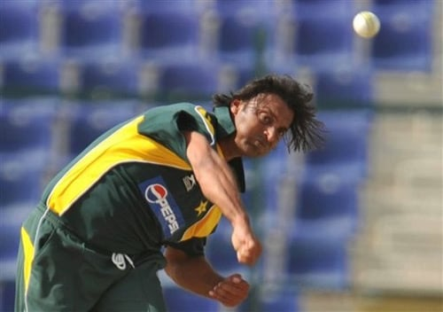 When controversy is around, can Shoaib Akhtar be too far?<br><br>In November 2002, the Pakistan pacer was found guilty of ball tampering during the first Test against Zimbabwe at Harare. ICC match referee Clive Lloyd said the umpires had reported the matter to him and there was agreement that Shoaib had changed the condition of the ball illegally.<br><br>Later in May 2003, Shoaib was handed a two-match ban for ball tampering after he was reported for ball tampering during the One-Day International against New Zealand in Dambulla. Third umpire Gamini Silva of Sri Lanka noticed him scratching the quarter seam of the ball on television replays and brought it to ICC match referee Gundappa Vishwanath's attention.