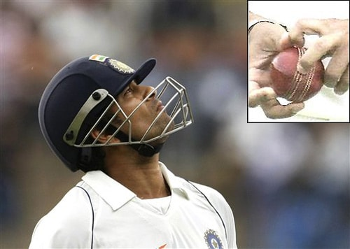 """In an illustrious career of over 20 years, Sachin Tendulkar seldom found himself in news for wrong reasons. But during India's tour of South Africa, he was accused of ball tampering.<br><br>In the second Test at Port Elizabeth, match referee Mike Denness suspended him for one game and fined 75 per cent after TV cameras picked up images suggesting Tendulkar cleaning the seam of the ball with his nails.<br><br>However hitherto South Africa cricket board chief Gerald Majola said: """"I spoke to the two umpires as well and they said they didn't find anything to report. They didn't even warn anyone."""""""